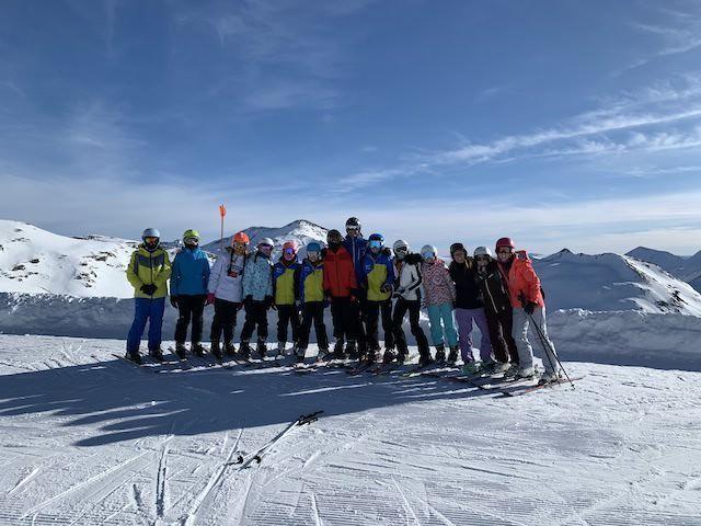 Activitat d'esquí 2020. - 64