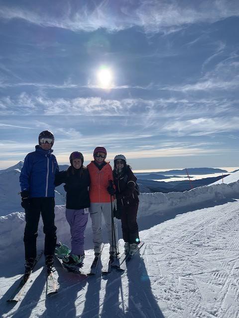 Activitat d'esquí 2020. - 4