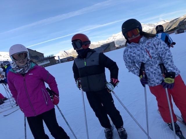 Activitat d'esquí 2020. - 55