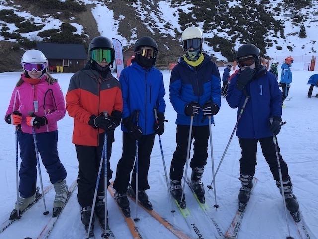 Activitat d'esquí 2020. - 36