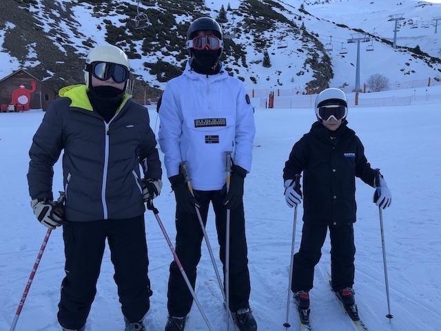 Activitat d'esquí 2020. - 122