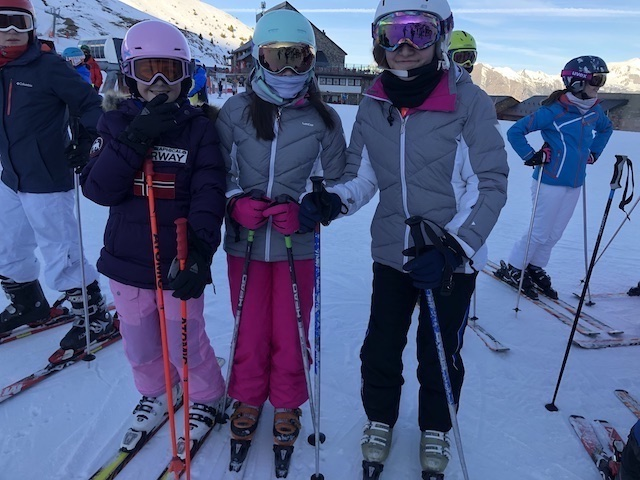 Activitat d'esquí 2020. - 65