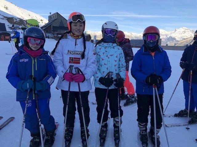 Activitat d'esquí 2020. - 8