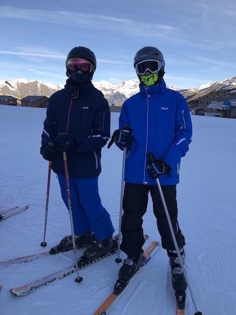 Activitat d'esquí 2020. - 13