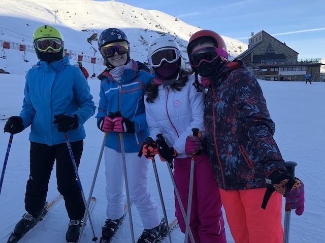 Activitat d'esquí 2020. - 82