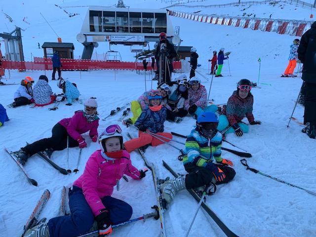 Activitat d'esquí 2020. - 15
