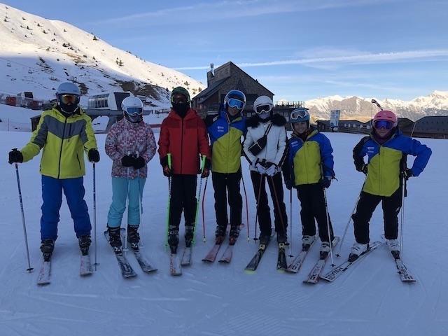 Activitat d'esquí 2020. - 90