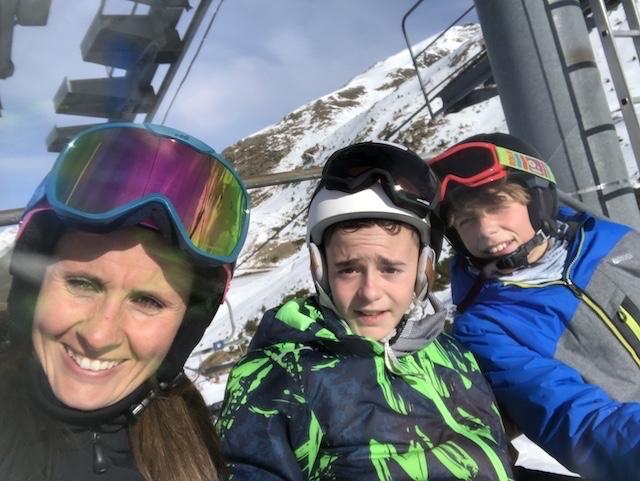 Activitat d'esquí 2020. - 97