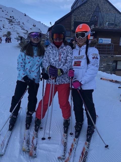 Activitat d'esquí 2020. - 44