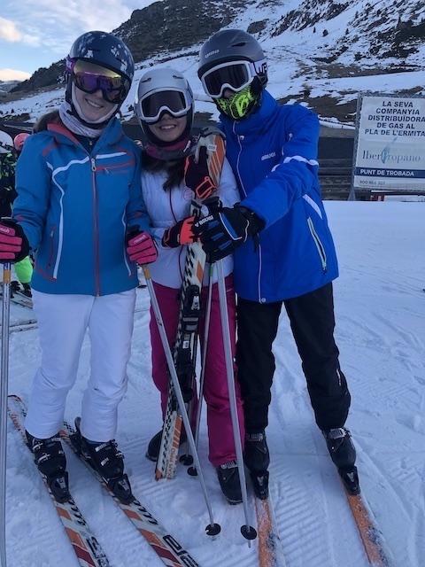 Activitat d'esquí 2020. - 78