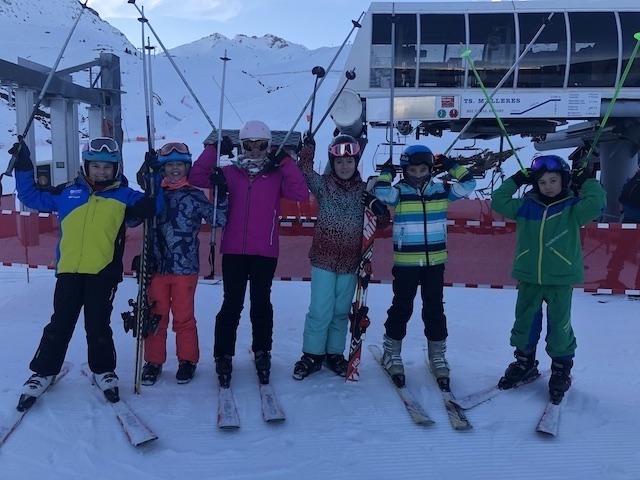 Activitat d'esquí 2020. - 6