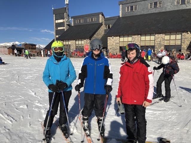 Activitat d'esquí 2020. - 5