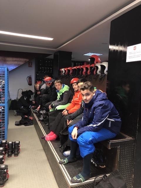 Activitat d'esquí 2020. - 125