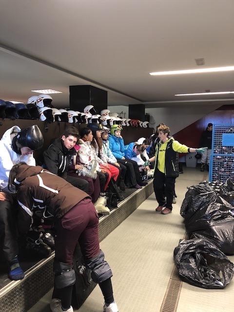Activitat d'esquí 2020. - 76