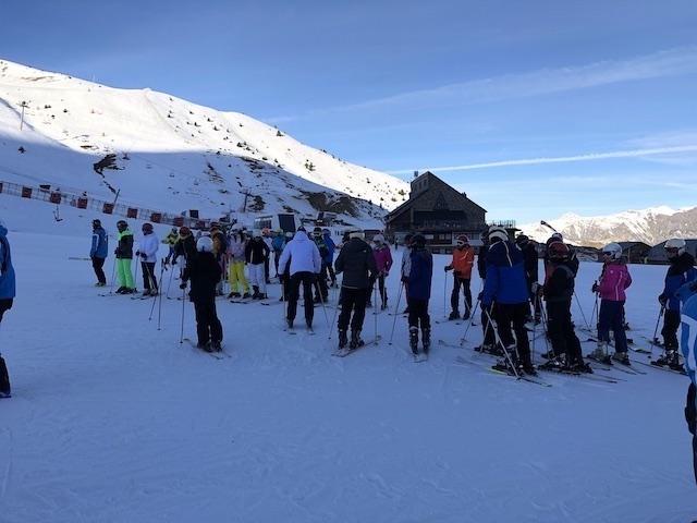 Activitat d'esquí 2020. - 130