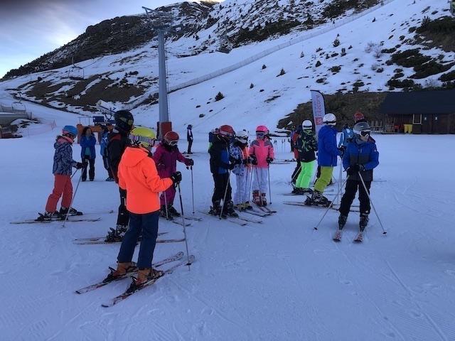 Activitat d'esquí 2020. - 45