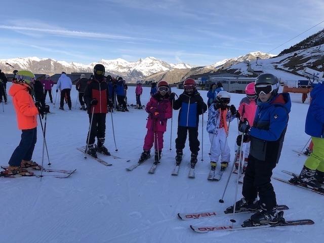 Activitat d'esquí 2020. - 58