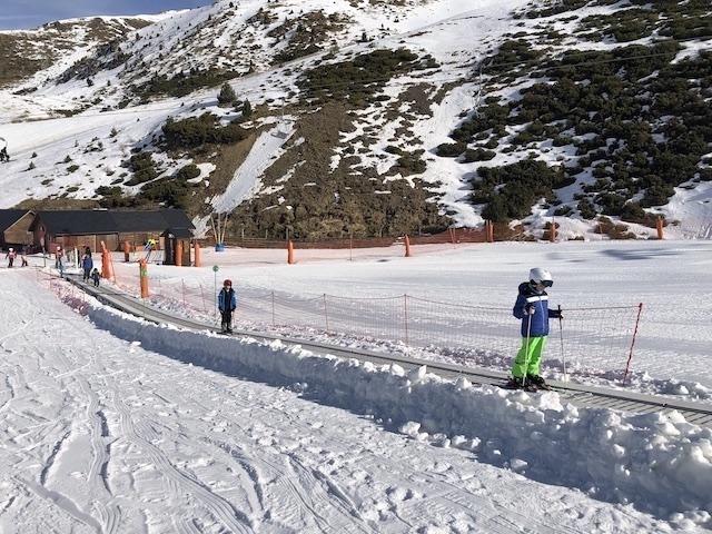 Activitat d'esquí 2020. - 85