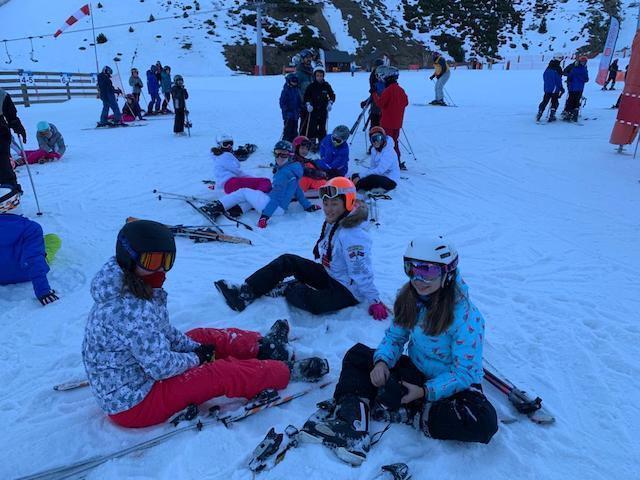 Activitat d'esquí 2020. - 51
