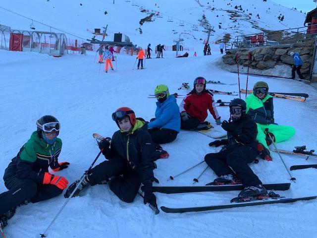 Activitat d'esquí 2020. - 88