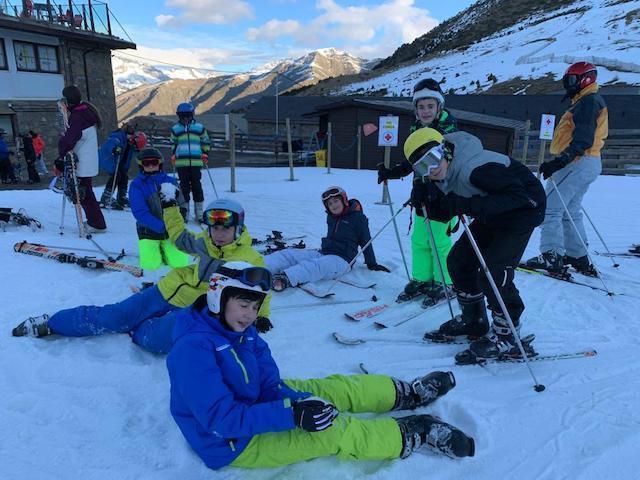 Activitat d'esquí 2020. - 84
