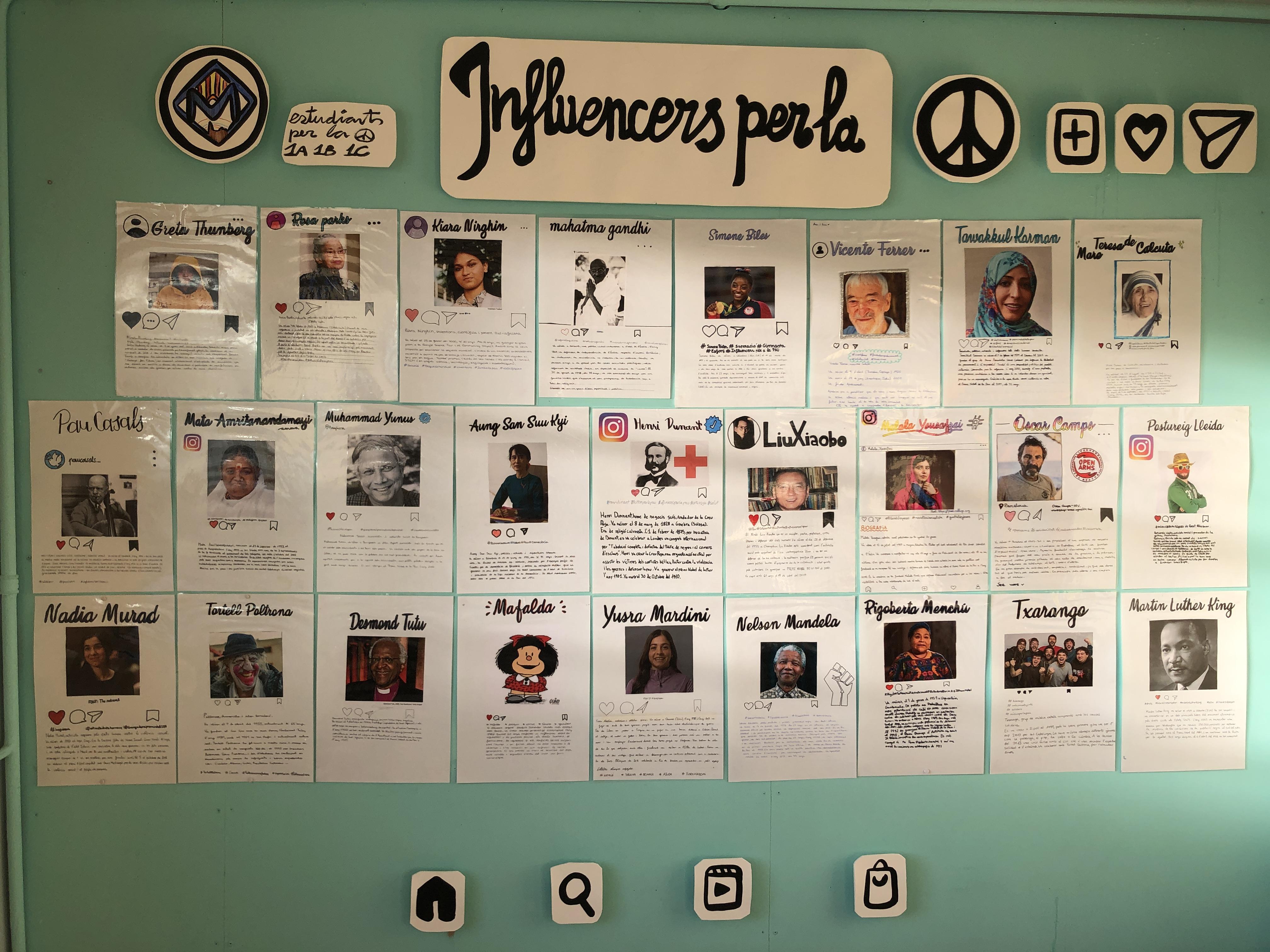 Influencers per la Pau - 25