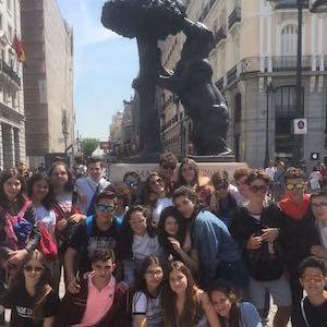 Viatge a Madrid - 3r ESO.