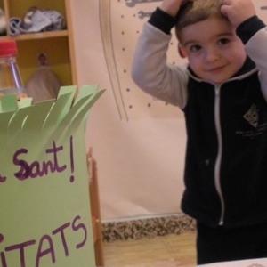 Aniversaris Desembre - Educació Infantil.