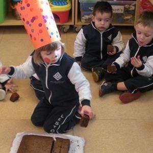Aniversris Gener - Educació Infantil.