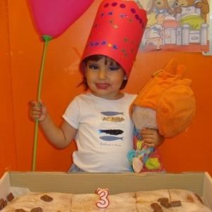 Aniversaris Juny - Educació Infantil.