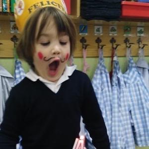 Aniversaris Maig - Educació Infantil.