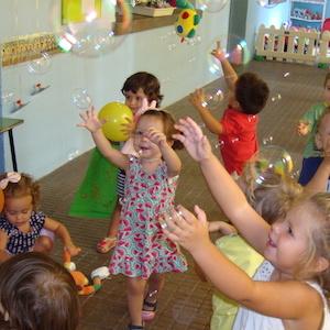 Aniversaris Educació Infantil - Setembre 2018.