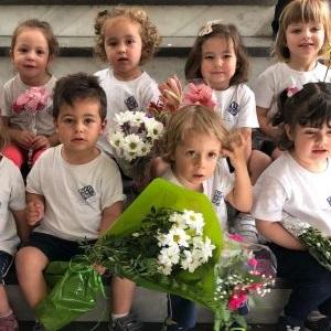 Santa Joana 2019 - educació infantil.