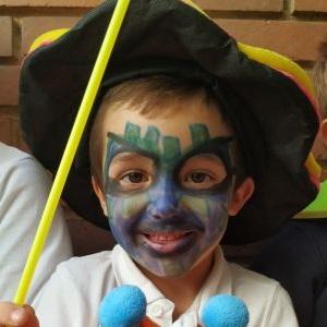 Aniversaris Octubre - Educació Infantil.