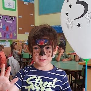 Aniversaris Setembre - Educació Infantil.