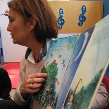Visita a la Biblioteca Pública de Lleida - EI.