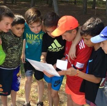 Sortida Fi de Curs: Parc Olímpic (Castelldefels) - 5è EP.