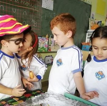 Aniversaris Educació Infantil - octubre.