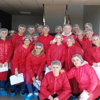 Visita-per-conixer-el-Sector-Porc-a-Lleida-1r-Batxillerat-A