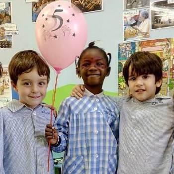 Aniversaris Febrer - Educació Infantil.