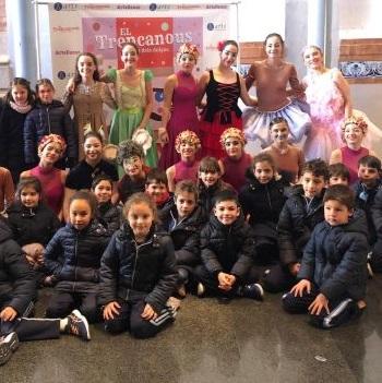 Teatre Escorxador: Trencanous en el món dels dolços - 1r i 2n d'EP.