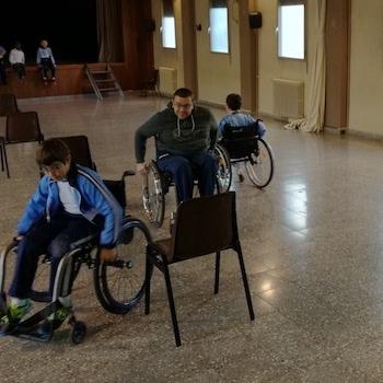 Ara tu tens l'oportunitat, viu les discapacitats - 5è EP.