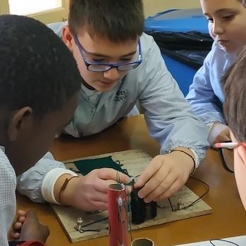 Aprenem més sobre l'electricitat - 5è EP.