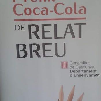 Concurs Coca-Cola Joves talents de relat curt - 2n ESO.