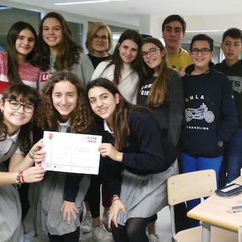 "Concurs matemàtic: ""Copa Cangur"" – 2n i 3r ESO."