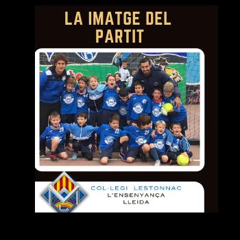 Activitats Esportives - Jornada 01/12/18.