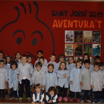 Premis Sant Jordi - EI i EP.