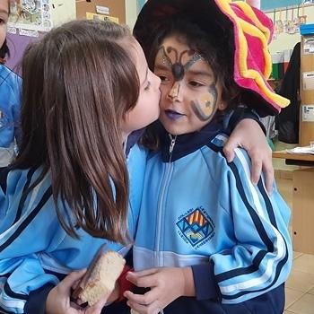 Aniversaris Novembre - Educació Infantil.