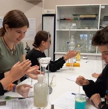Pràctiques al laboratori - 3r ESO.