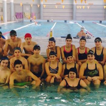 Unitat d'esports en medi aquàtic – 1r BAT.